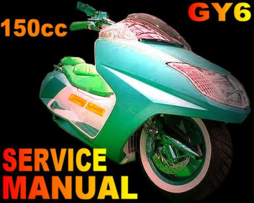 small resolution of details about scooter 150cc gy6 repair shop manual gmi bms ssr bahama mc zuma all mc models