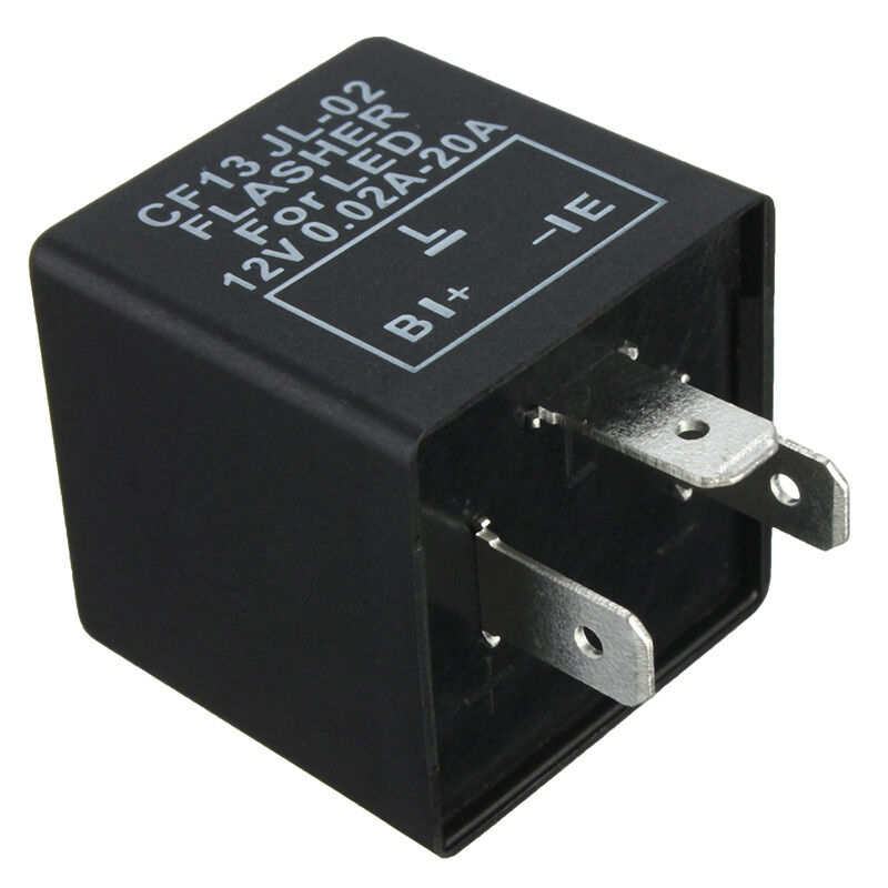 One Led Flasher With 2sc1815