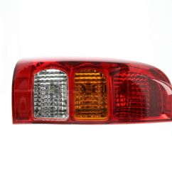 details about genuine toyota lh rear tail light lamp wiring hilux 2005 2015 81560 0k010 [ 1000 x 1000 Pixel ]