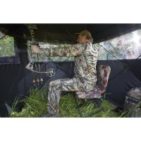Swivel Hunting Chair Outdoor Archery Bow Rifle Ground ...