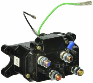 Winch Solenoid Contactor Switch KFI Warn Champion
