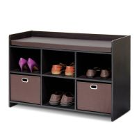 entrance shoe storage bench - 28 images - entryway shoe ...