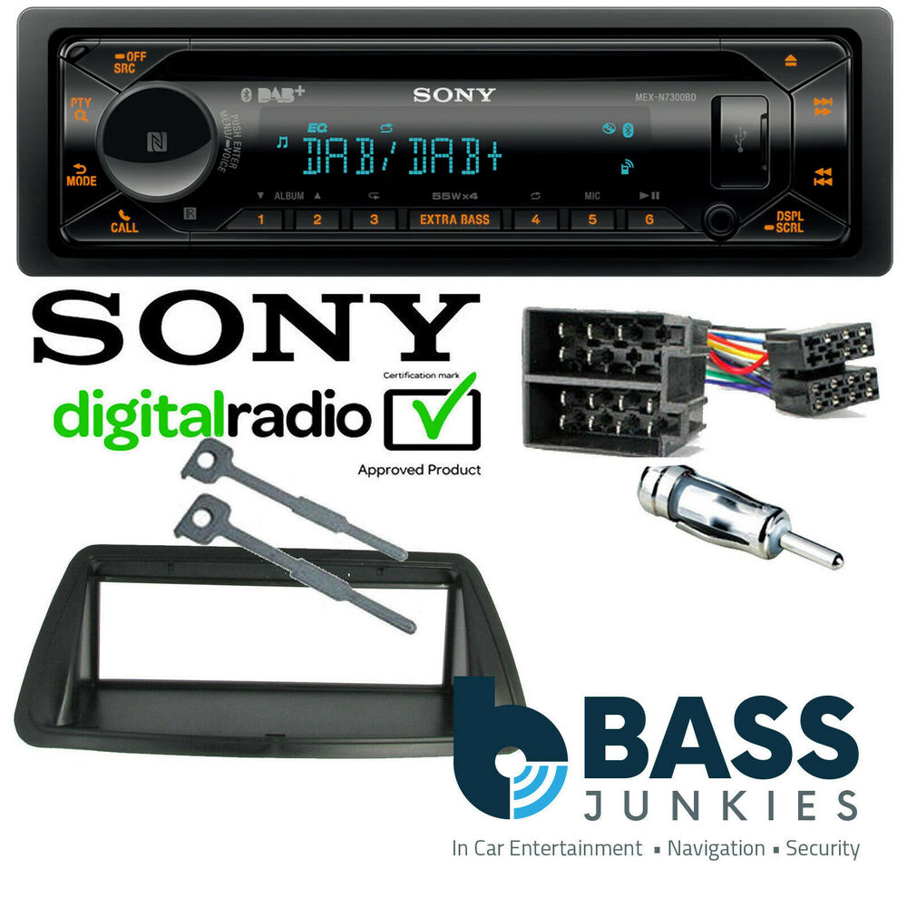 hight resolution of details about fiat marea 1996 on sony dab cd mp3 usb bluetooth car stereo wiring fitting kit