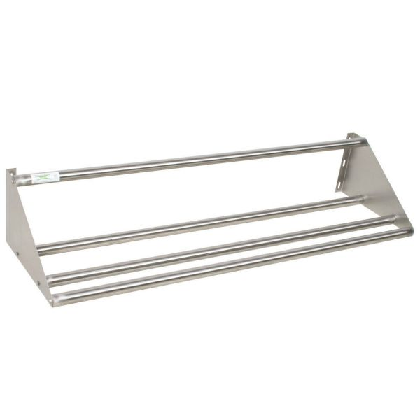 Wall Mounted Dish Rack Stainless Steel