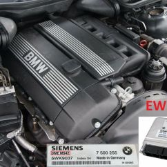 2000 Bmw 323i Parts Diagram Blank Eye To Fill In Tuning Ecu Dme Ms42 Ews Free Off E46 E39 M52tu 328i 528i 523i 320i 728i | Ebay
