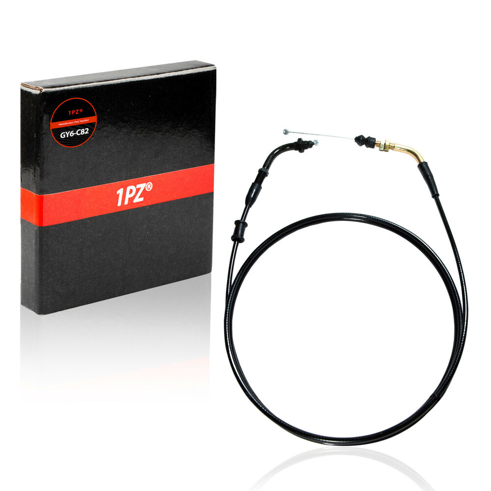 Gas Throttle Cable for 50cc 150cc Moped GY6 78 Inches