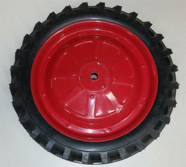 Ih Farmall -20 Spoked Red Pedal Tractor Rear Idle Wheel