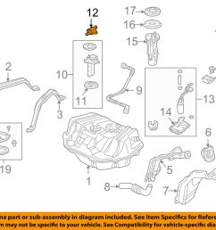 details about honda oem fuel system two way valve 17376s84a02 [ 1000 x 798 Pixel ]