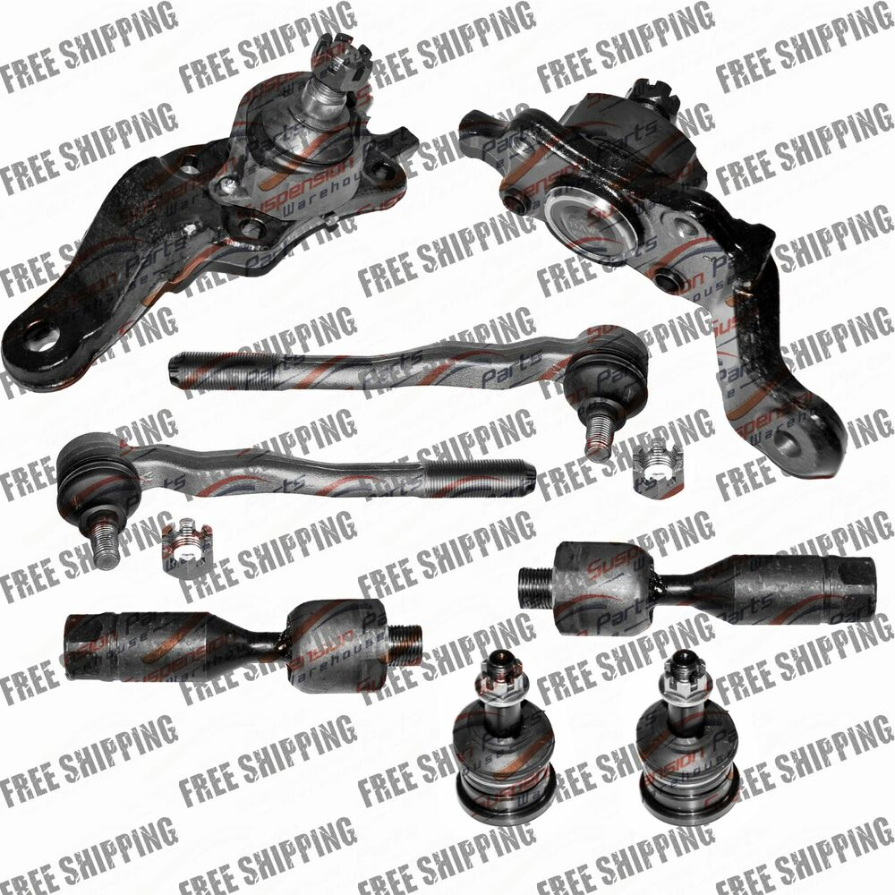 New Suspension Ball Joint Front Lower Upper Tie Rod End