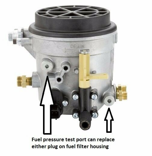 96 F250 Fuel System Diagram Ford Powerstroke Diesel 7 3 Fuel Pressure Test Adapter