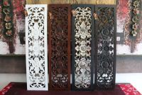 NEW Balinese Carved MDF/Wood Wall Panels - Bali Wall Art ...