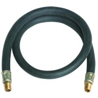 "3 ft. x 3/8"" Air Hose Lead with 1/4""-18 NPT 