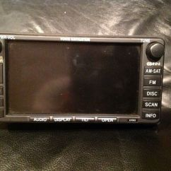 2003 Toyota Sequoia Parts Diagram 2000 Yamaha Banshee Wiring 2002 2004 2005 2006 Lexus Es300 Es330 Navigation Gps Oem Screen System Unit | Ebay