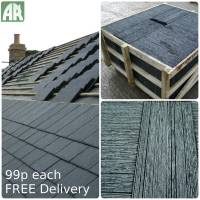 Cabello Roof Slates | Slate Roof Tiles | Spanish A1 S1 T1 ...
