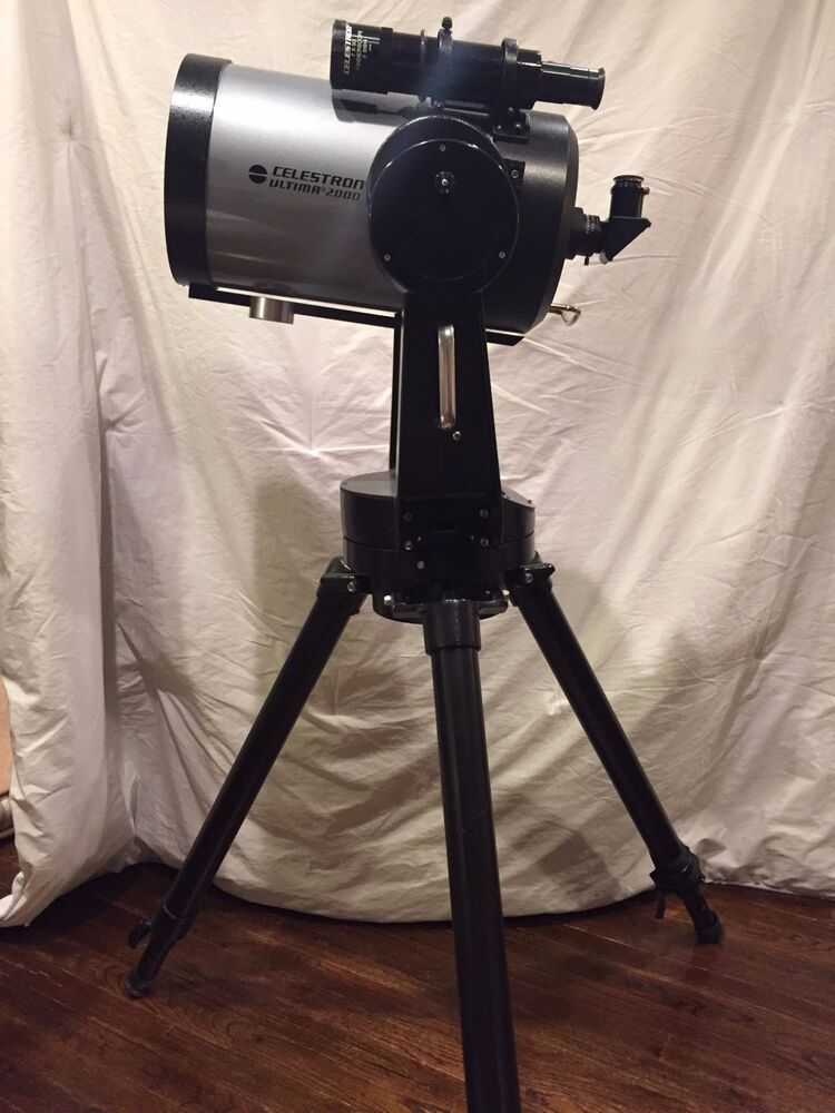 Celestron 8 Ultima 2000 Telescope with Tripod Various