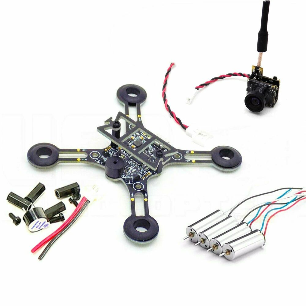 F3 Evo Brushed Drone with AIO Camera Transmitter, 8520