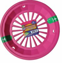 "Plastic 9"" Paper Plate Holders Set of 4 pink $5.79 PICNICS ..."