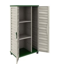 Utility Storage Cabinet Outdoor Shed Laundry Garage Tools ...