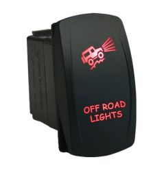 details about rocker switch 629r 12v off road lights daystar arb laser led red on off [ 1000 x 1000 Pixel ]