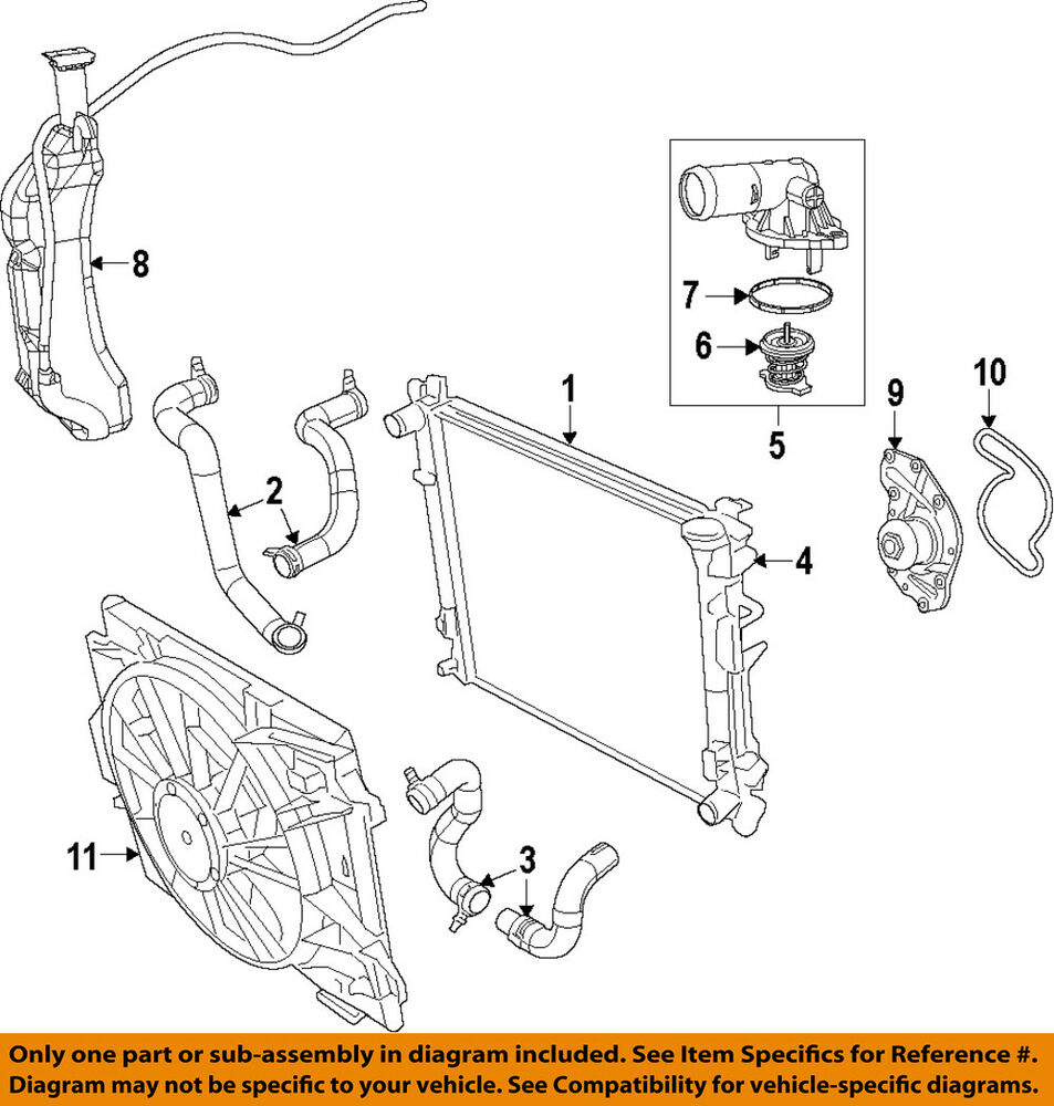 hight resolution of details about vw volkswagen oem 11 14 routan engine coolant thermostat housing 7b0121111b