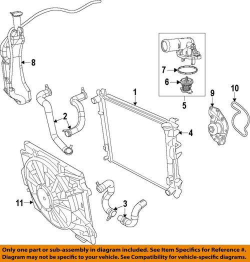 small resolution of details about vw volkswagen oem 11 14 routan engine coolant thermostat housing 7b0121111b