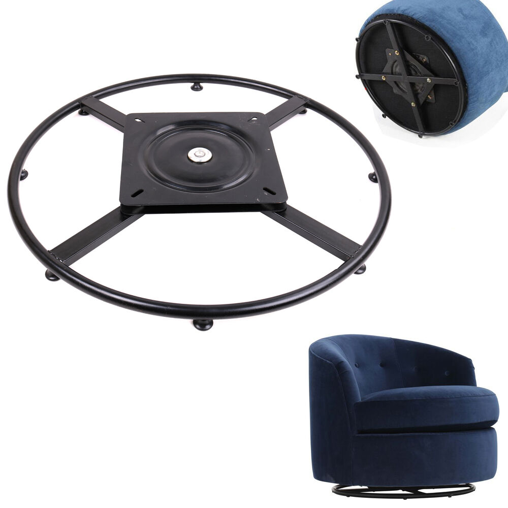 recliner swivel chair blue kitchen cushions with ties 24'' replacement ring base w/ 360° for chairs & furniture ebc-24 | ebay