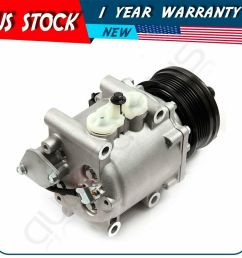 details about new co 10851ac 19d6290259a for 05 07 ford 500 freestyle 3 0l a c compressor [ 1000 x 1000 Pixel ]