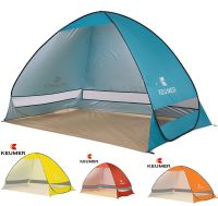 Large Pop Up Beach Tent UV Protection Camping Fishing ...