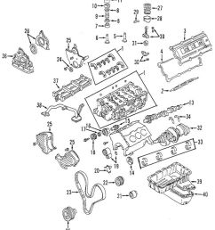 details about honda oem engine timing cover 8971318832 [ 794 x 1000 Pixel ]