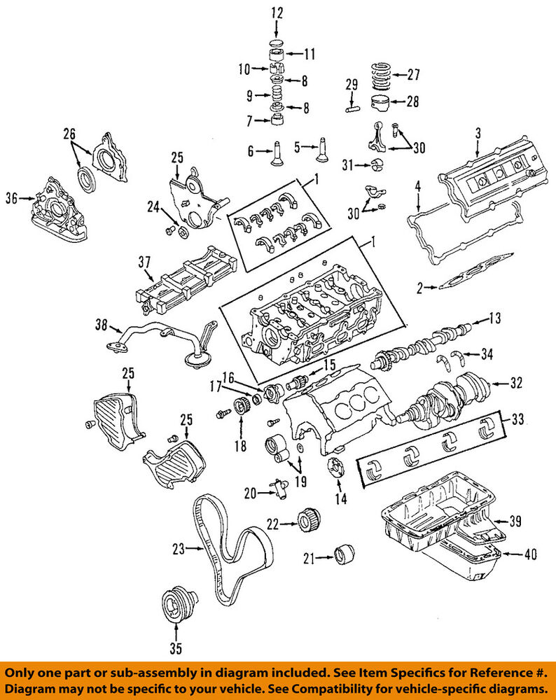medium resolution of details about honda oem engine timing cover 8971318832