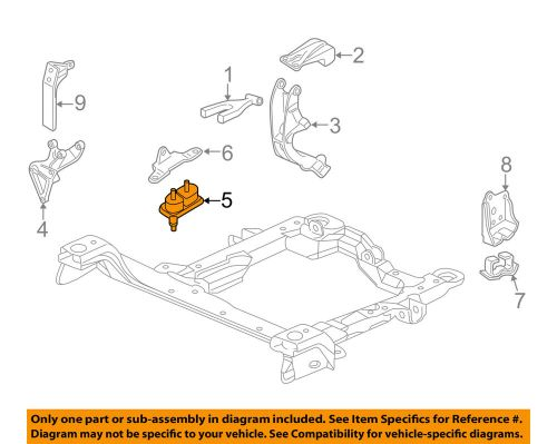 small resolution of details about gm oem engine motor mount torque strut 10448575
