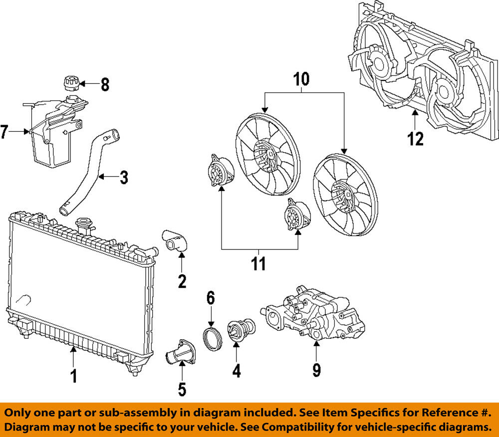 hight resolution of details about chevrolet gm oem 10 15 camaro engine coolant recovery tank 22902563