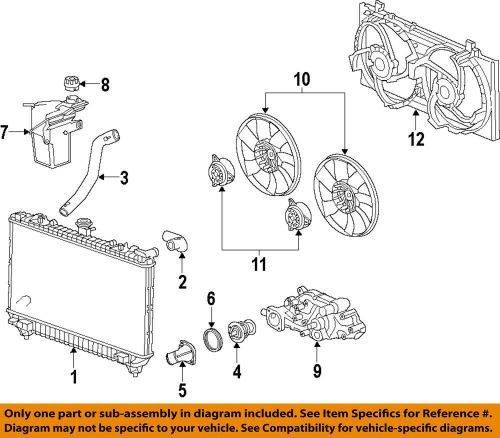 small resolution of details about chevrolet gm oem 10 15 camaro engine coolant recovery tank 22902563