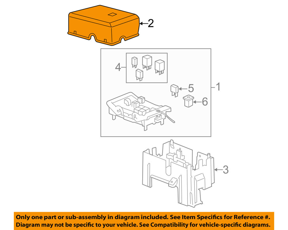 hight resolution of oem fuse box 2007 ford f150 5 4 eng ext cab wiring librarygm oem fuse relay