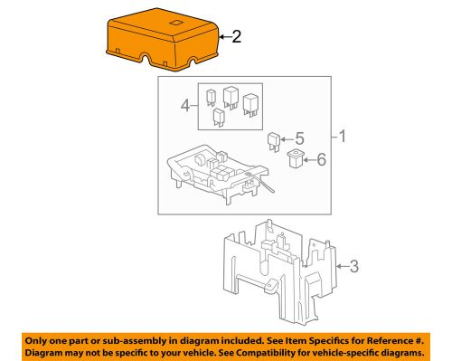 small resolution of oem fuse box 2007 ford f150 5 4 eng ext cab wiring librarygm oem fuse relay
