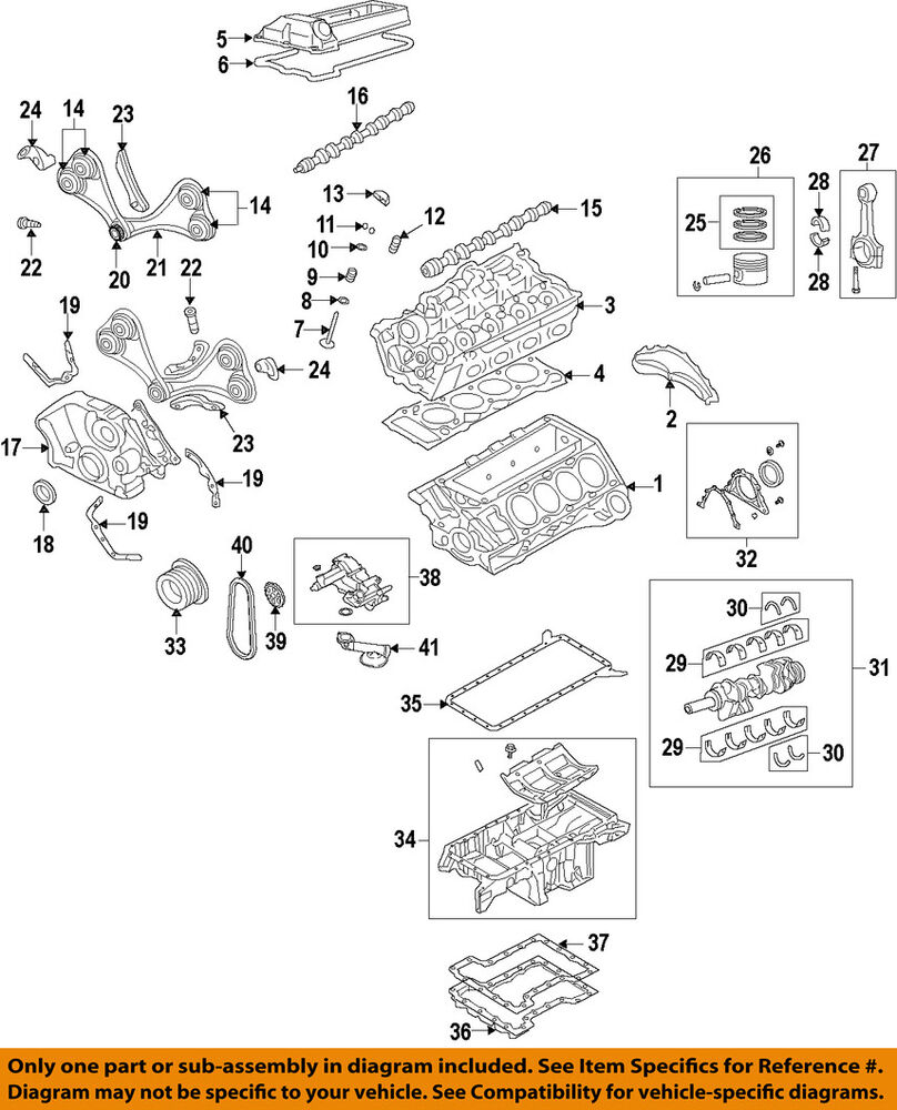 medium resolution of details about bmw oem 09 12 750li engine timing cover 11147564755