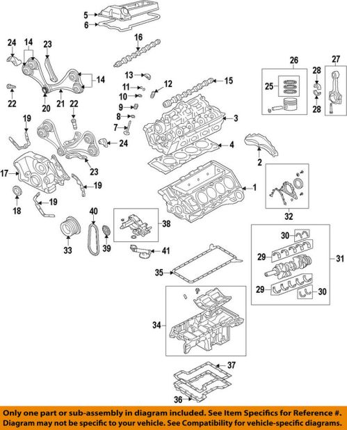 small resolution of details about bmw oem 09 12 750li engine timing cover 11147564755