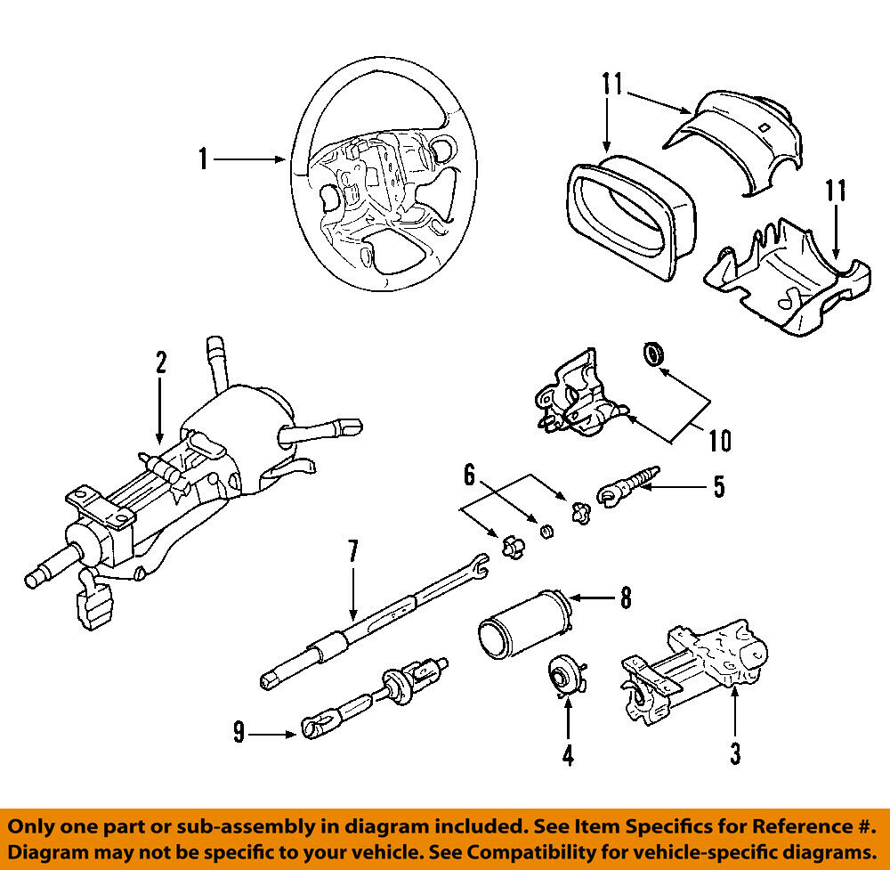 medium resolution of details about cadillac gm oem 2009 xlr steering wheel 20858239