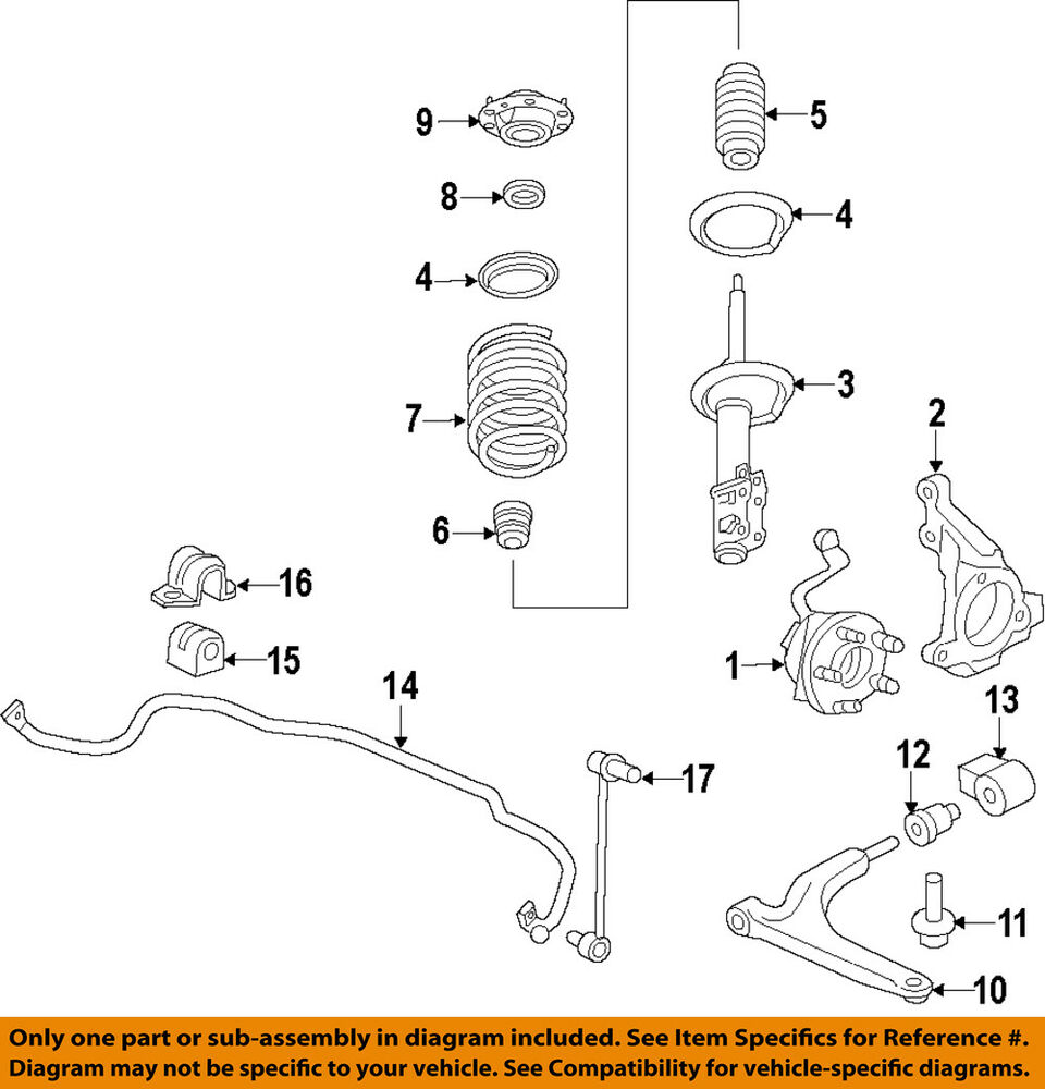 hight resolution of details about chevrolet gm oem 16 18 cruze front suspension knuckle 39030300