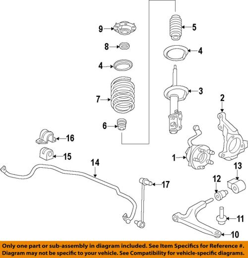 small resolution of details about chevrolet gm oem 16 18 cruze front suspension knuckle 39030300