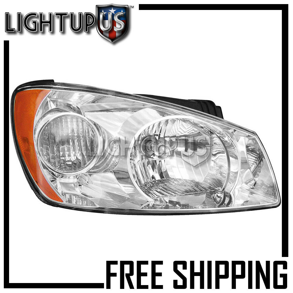 Right Passenger Side RH Headlight Headlamp for 2004-2006