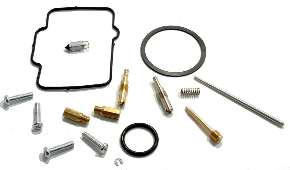 Kawasaki KX 125, 1996-1997, Carb / Carburetor Repair Kit