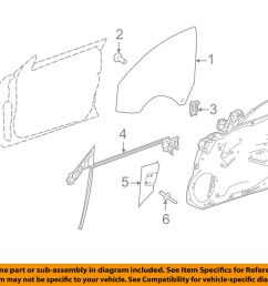 details about mercedes oem 12 18 cls550 front door harness shield right 2187221049 [ 1000 x 798 Pixel ]