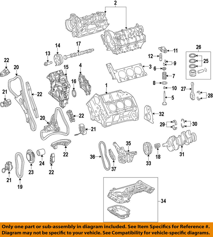 medium resolution of details about mercedes oem 12 16 e350 engine timing chain guide 2760522116