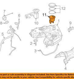details about mercedes oem 09 11 ml350 fuel filter 1644700290 [ 1000 x 798 Pixel ]