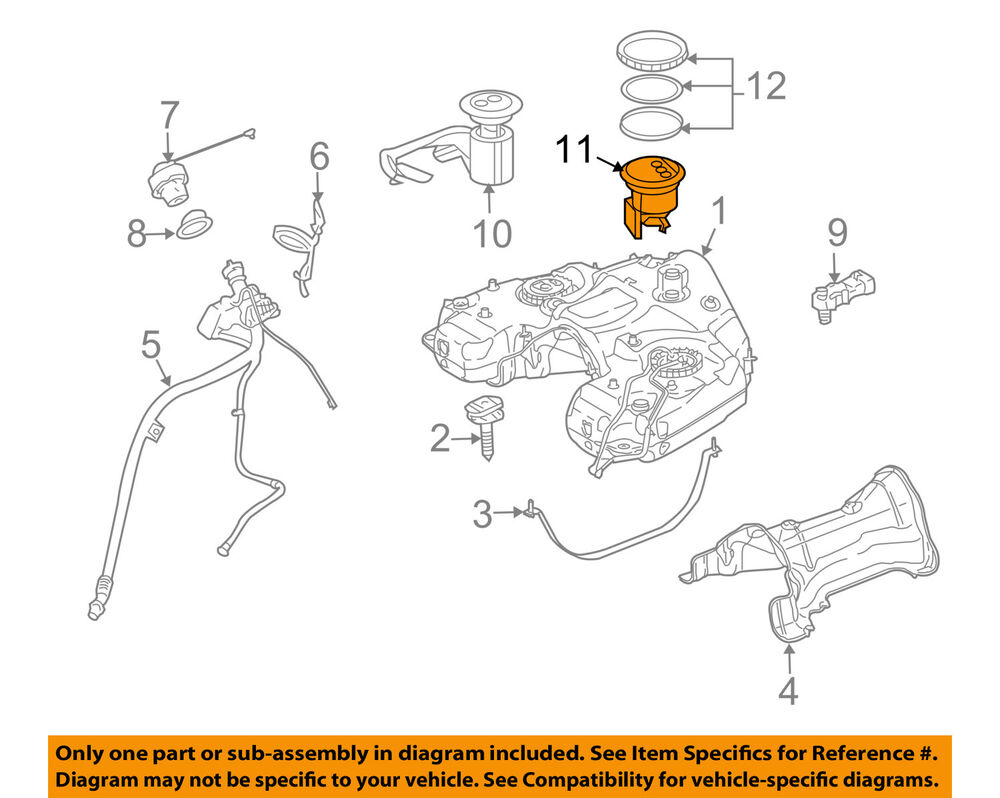 medium resolution of details about mercedes oem 09 11 ml350 fuel filter 1644700290