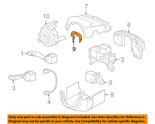 small resolution of details about porsche oem 05 13 911 steering column cable guide 99761020600