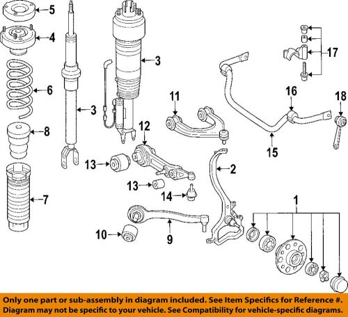 small resolution of details about mercedes mercedes benz oem 03 09 e320 lower control arm front bushing 2113331914