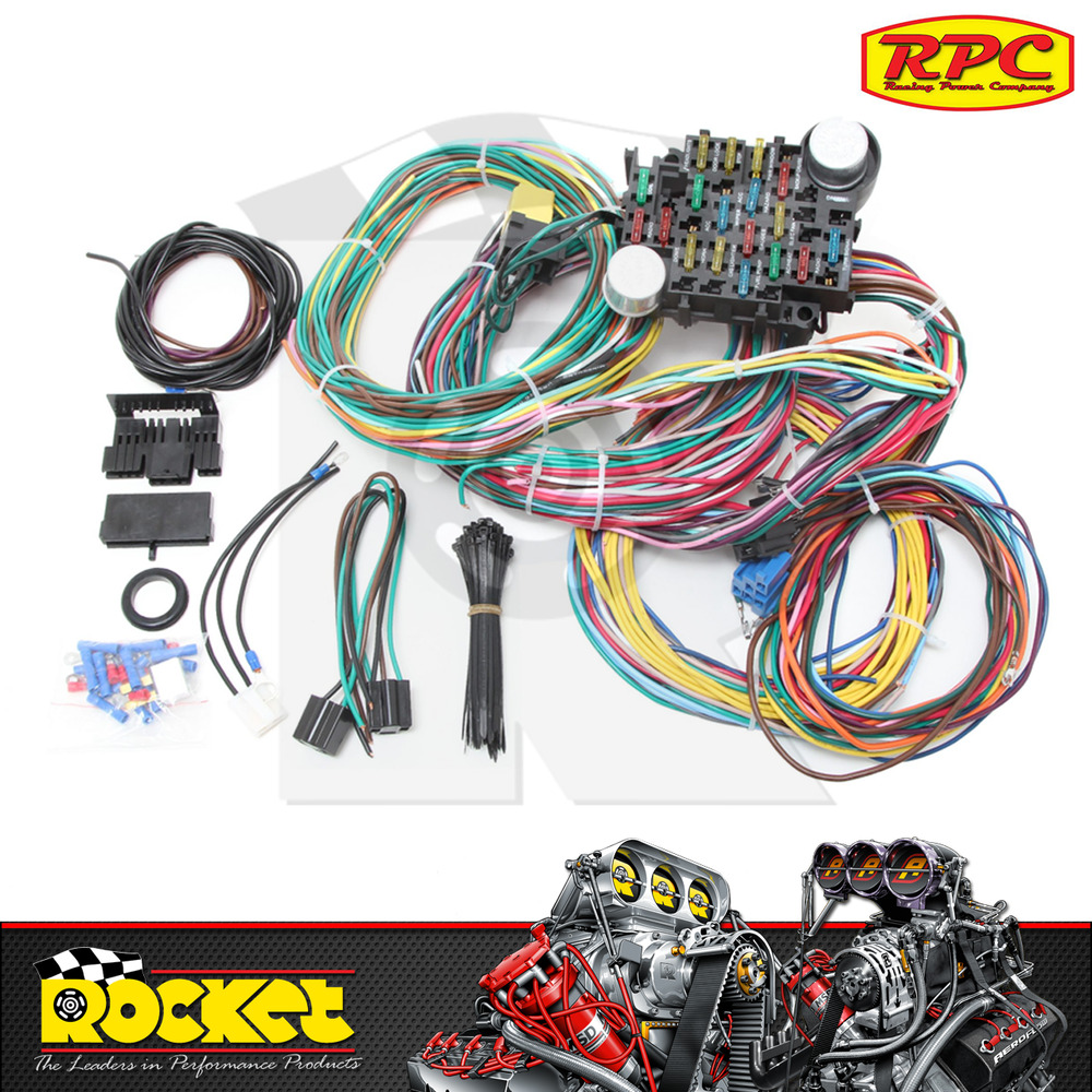 hight resolution of details about rpc 20 circuit universal complete wiring harness rpcr1002