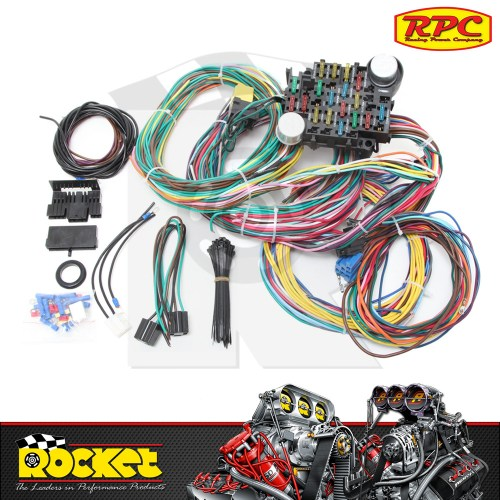 small resolution of details about rpc 20 circuit universal complete wiring harness rpcr1002